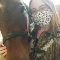 Working with horses during the pandemic